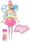 Barbie Magisk Såpbubbel Fe, Rosa