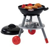 Ecoiffier Barbeque Grill, Svart