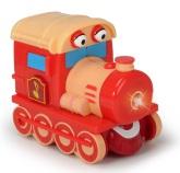 Stadens Hjältar Tilly Tåg leksaksbil med ljud