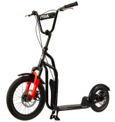"Stiga Air Scooter 16"", Svart"