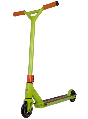 Stiga Trick Scooter Supreme TS, Lime Green