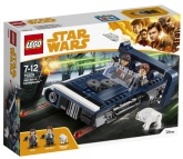 Lego Star Wars Han Solo's Landspeeder