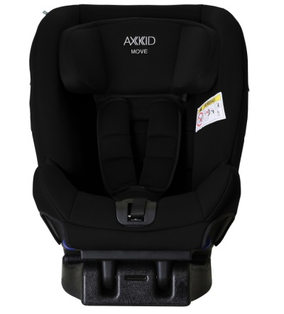 Axkid Move 9-25 kg, Black