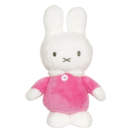 Miffy, liten, rosa