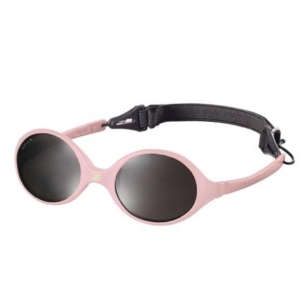 Kietla Ekologiska solglasögon för barn 0-18 mån, Pastell Rosa