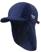 Reima Barn UV-Solhatt Turtle, Navy
