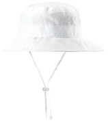 Reima Barn Solhatt Tropical, White