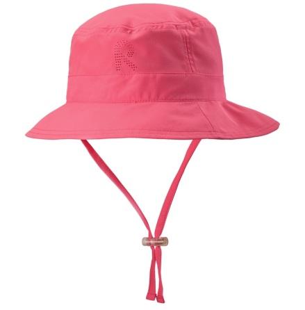 Reima Barn Solhatt Tropical, Pink Rose