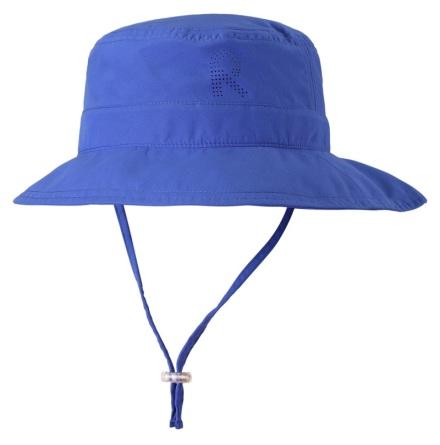 Reima Barn Solhatt Tropical, Blue