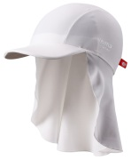 Reima Barn UV-Solhatt Octopus, White