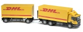 Emek Scania Distributionsbil & släp, DHL