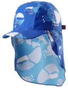 Reima Barn UV-Solhatt Turtle, Blue
