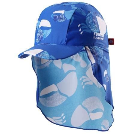 Reima Barn UV-Solhatt Turtle, Blue