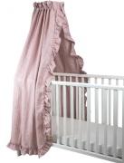 NG Baby Sänghimmel Volang, Rose Mood Ruffles