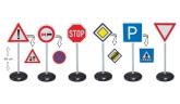 BIG Bobby Car, Traffic Signs Mega Set