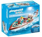 Playmobil Motorbåt med undervattensmotor