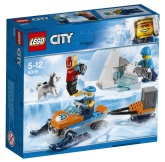 Lego City Arktiskt utforskningsteam