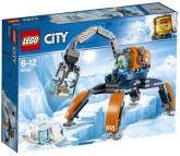 Lego City Arktisk isbandtraktor