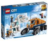 Lego City Arktisk spaningslastbil