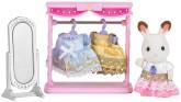 Sylvanian Families Garderob Set
