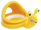 Intex Lazy Snail Shade Baby Pool, 53 L