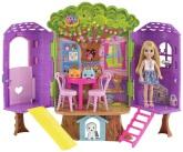 Barbie Chelsea Trädhus