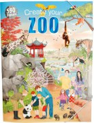 Create Your Zoo Pysselbok