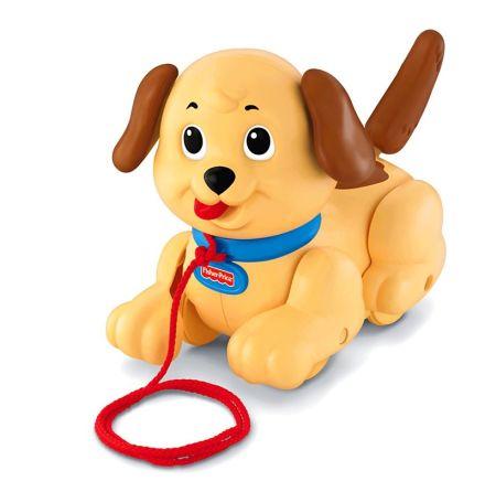 Fisher Price Dragleksak, Snoopy Hund