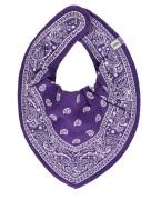Haklapp/Dregellapp Bandana, Purple