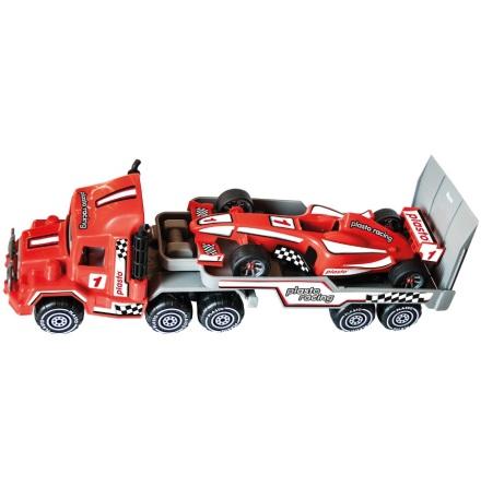Plasto Racerbil och Transport