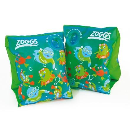 Zoggs armpuffar Grön, 1-6 År