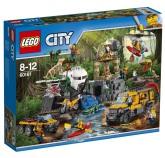 Lego City Djungel - forskningsplats