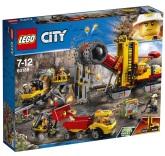 Lego City Gruvexperternas läger
