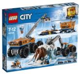 Lego City Arktisk mobil utforskningsbas