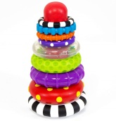 Sassy Stacks of Circles