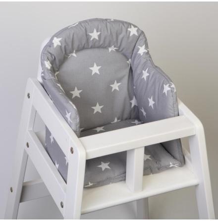 NG Baby Matstolsdyna, Stjärna Grå
