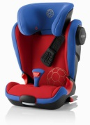 Britax Kidfix II XP SICT Black Series, Football Edition
