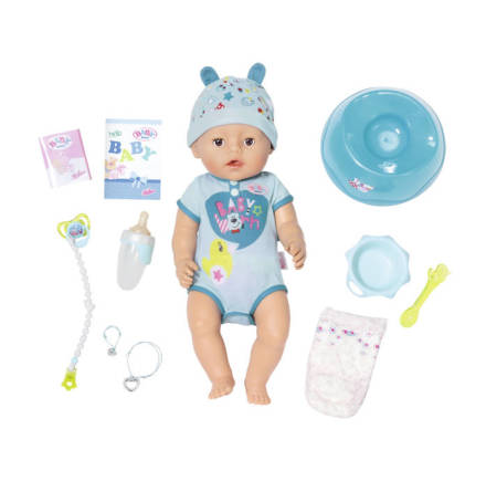 Baby Born Soft Touch Boy