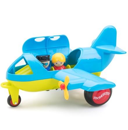 Viking Toys Jumbo Plane Fun Colour