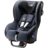 Britax Max-Way Plus, Blue Marble