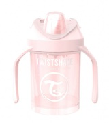Twistshake Mini Cup 4+ mån 230ml, Pearl Rosa