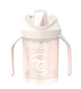 Twistshake Mini Cup 4+ mån 230ml, Pearl Champagne