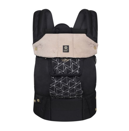 LILLEbaby Bärsele Complete Embossed, Black Diamond