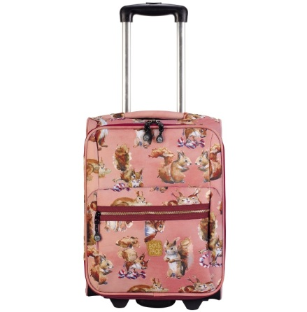 Pick & Pack Resväska Ekorre, Dusty Pink