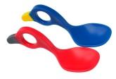 I Can Spoon, Röd/Blå (Rödhake/Blåmes)