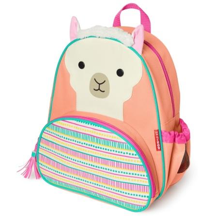 Skip Hop Zoo Pack ryggsäck, Lama