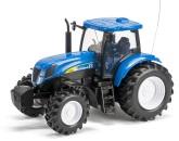 Bull New Holland T7070 Radiostyrd Traktor