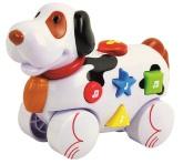 Buddy Baby Musikdjur med Hjul, Hund