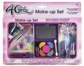 4-Girlz Make-up Set, Lila