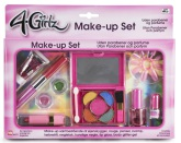 4-Girlz Make-up Set, Rosa